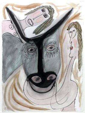 Lot Self-Taught, Outsider & Folk Art - April 29