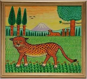 Jack Savitsky.  Cheetah.