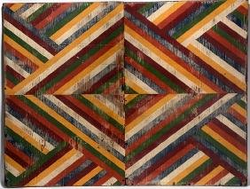 Triangle & Hour Glass Board.