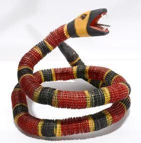 Leroy Archuleta. Coral Snake.