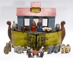 Shane Campbell.  Noah's Ark.