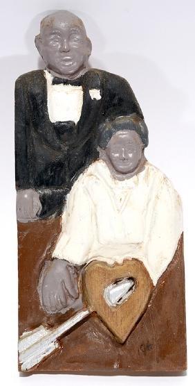 Josephus Farmer.  Loving Couple.