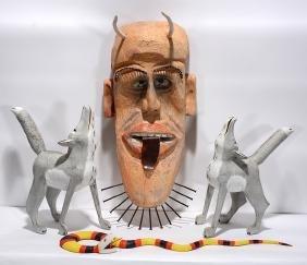 Ortega, Tonsky, White. Devil, Coyotes & Snakes.