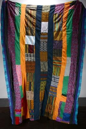 Gees Bend Collaboration Quilt.