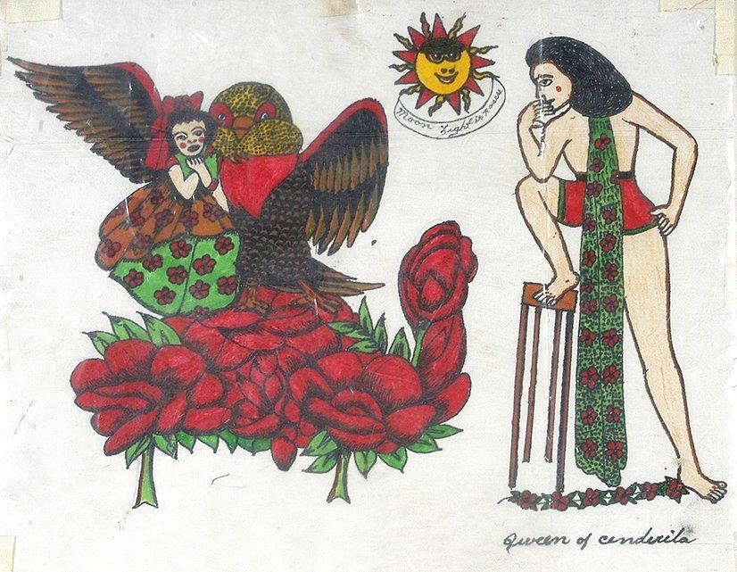 Tino Rosie Camanga. Queen of Canderila.