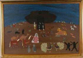 Lillian Barker. Noah's Ark.