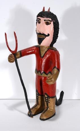 John Vivolo. Devil With A Pitch Fork.
