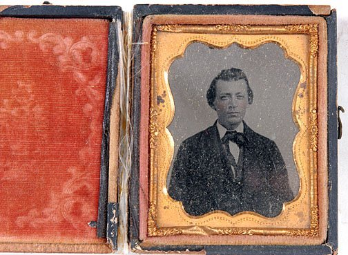 15: Young Man Ambrotype