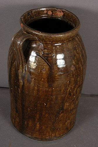 2: Cheaver Meaders Two Gallon Churn.