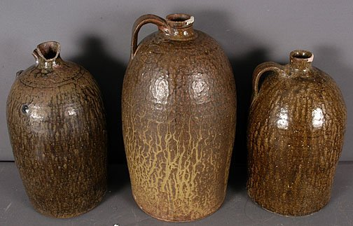 12: Crawford County Syrup Jugs.