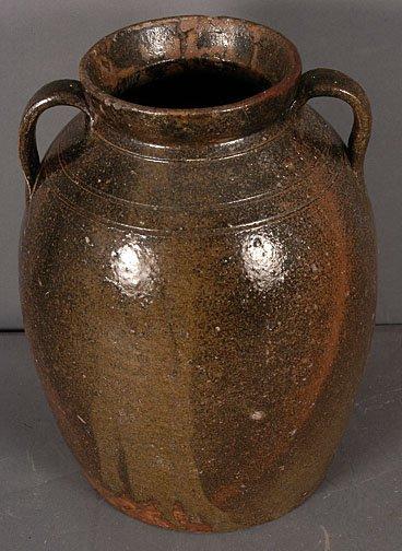 15: Walker Co., GA Kraut Jar.