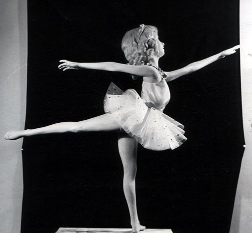 169: Morton Bartlett Ballerina in Silk and Organza Tutu