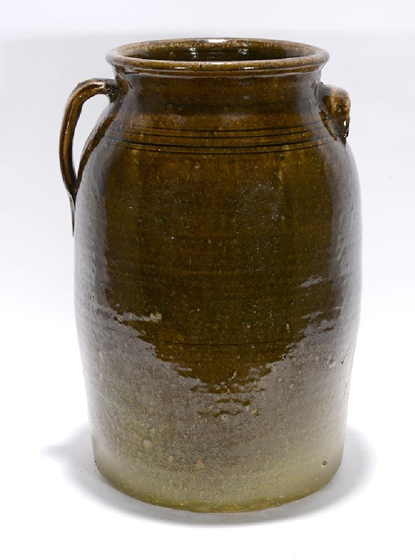 Possibly Meaders Family. 4 Gallon Churn.