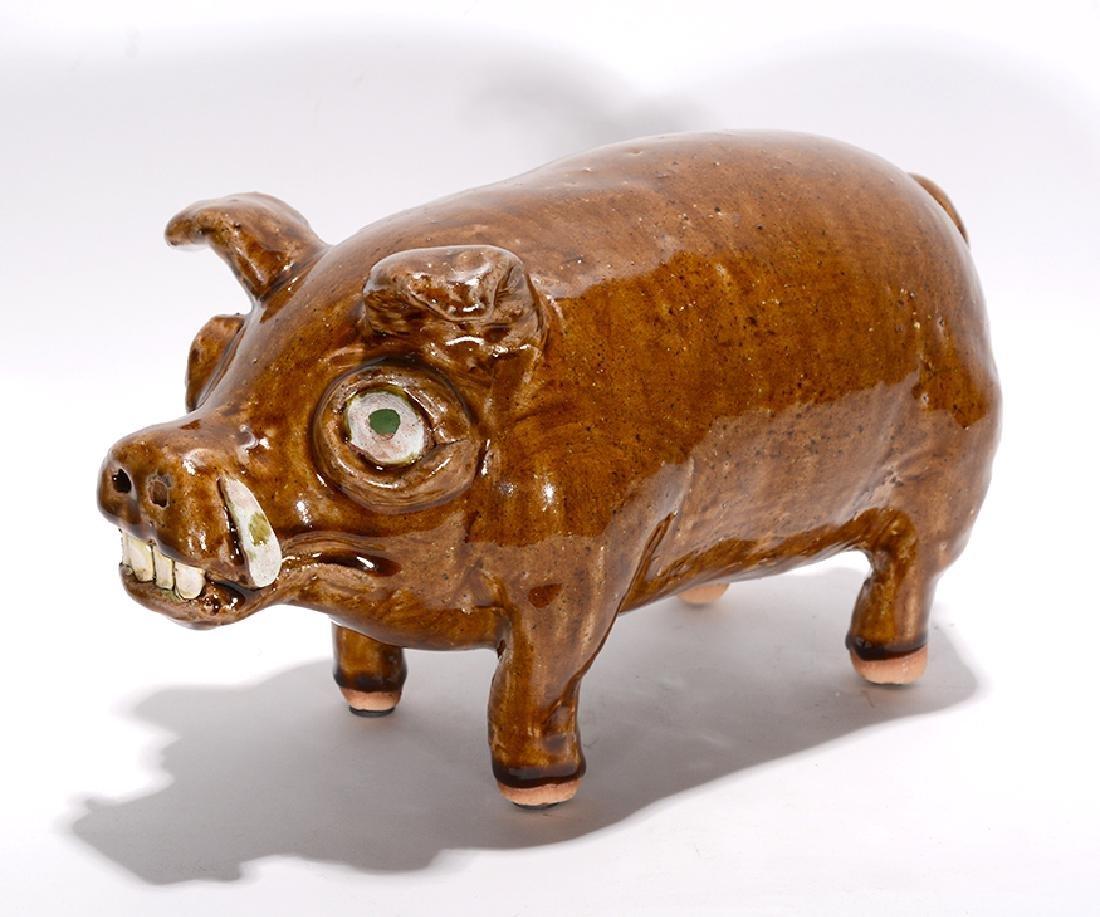 Reggie Meaders. Wild Boar.