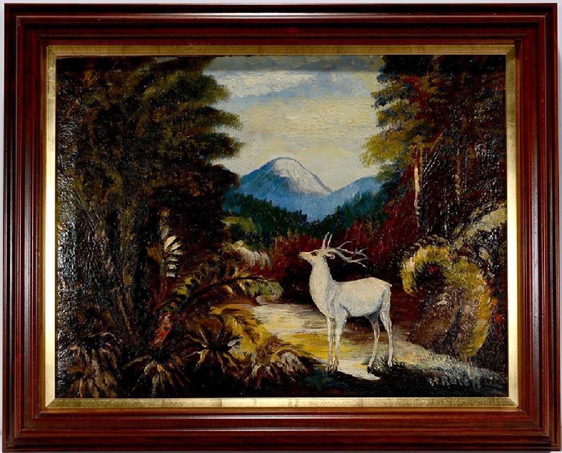 White Deer.