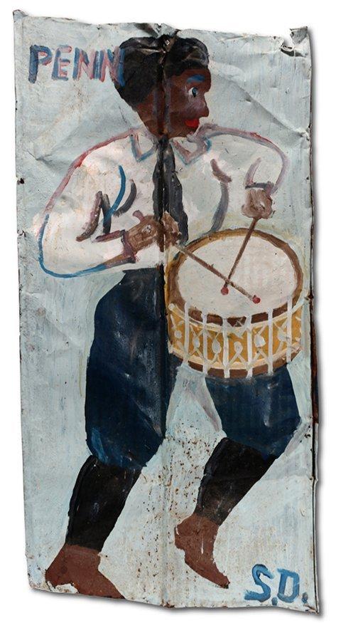 Sam Doyle. Penn Drummer Boy.