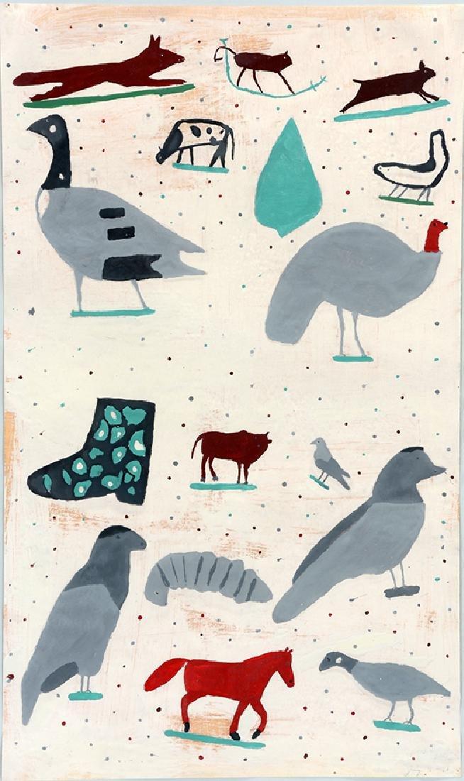 Uncle Pete Drgac. 14 Animals & Birds.
