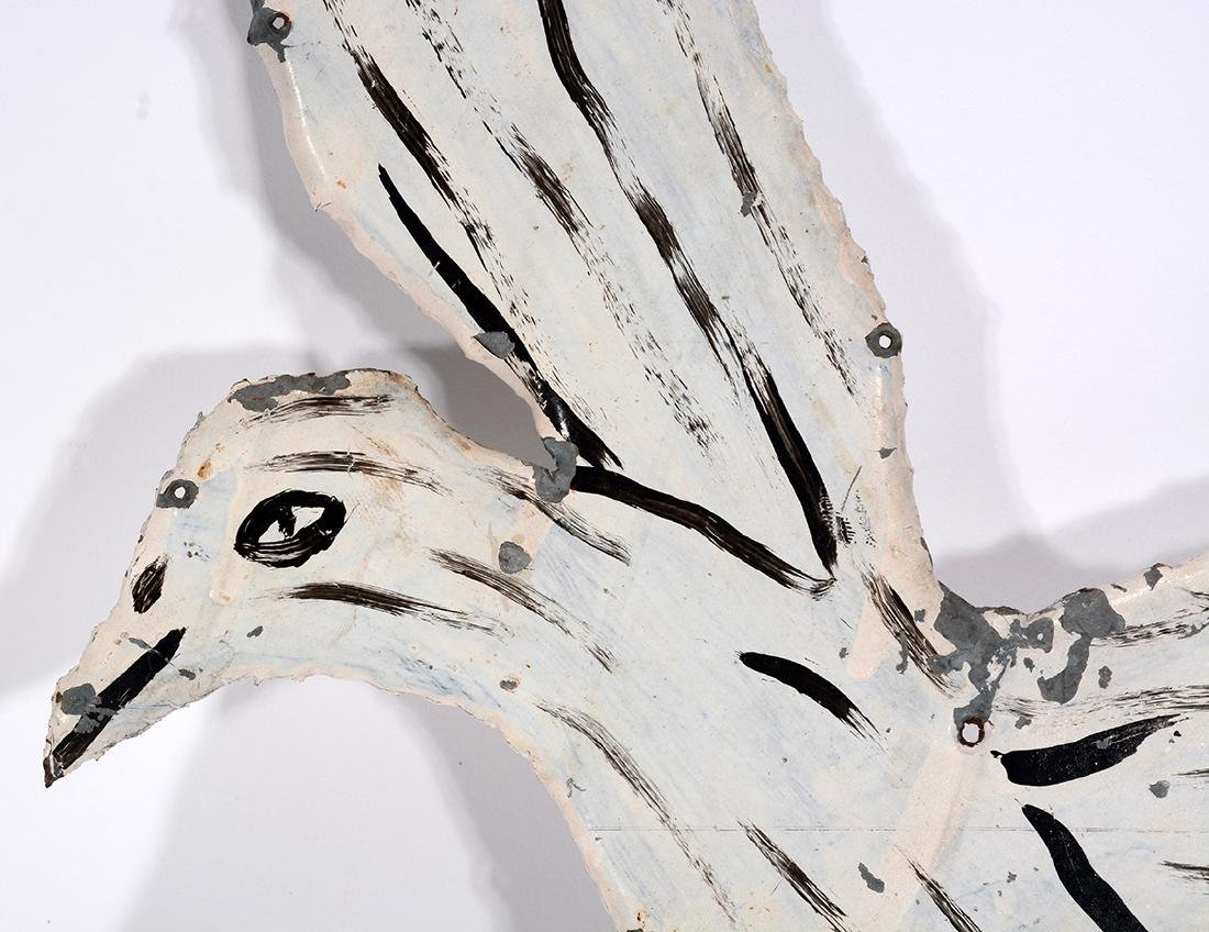 Howard Finster. White Bird. - 3