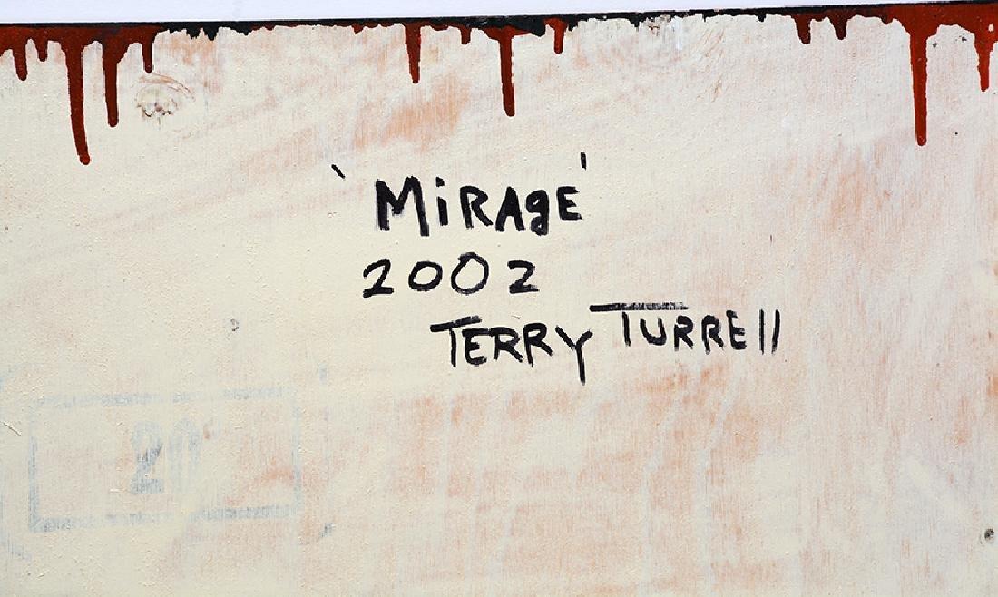 Terry Turrell. Mirage. - 8