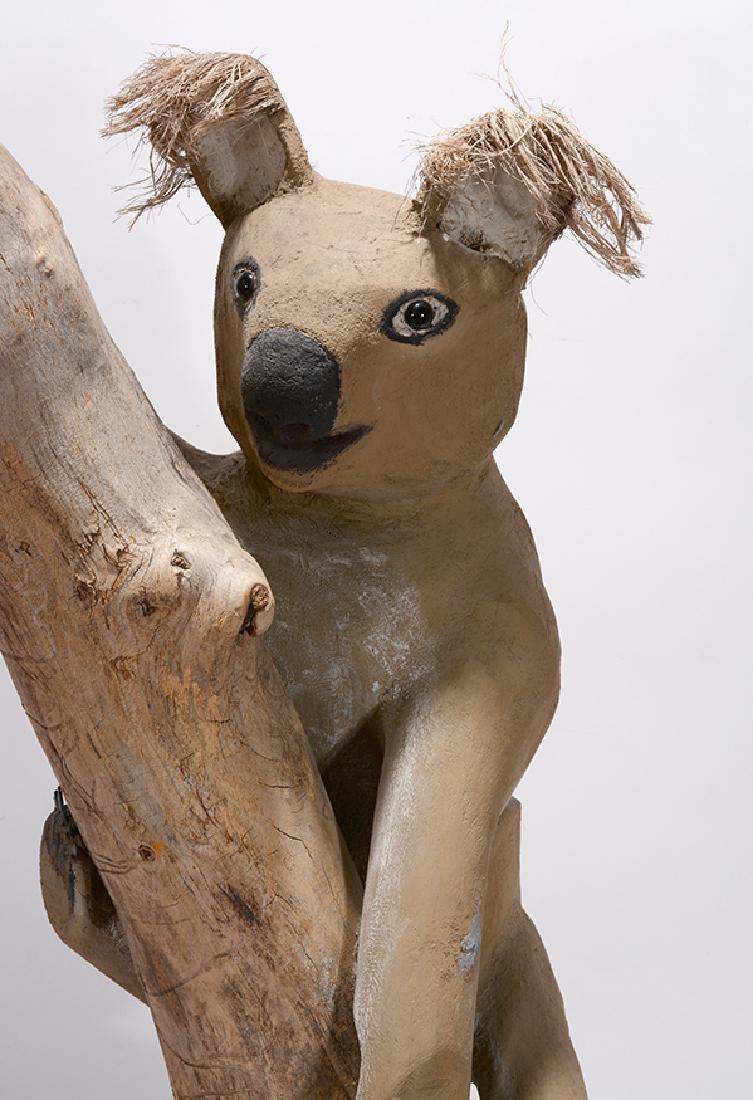 Felipe & Leroy Archuleta. Koala Bear. - 2