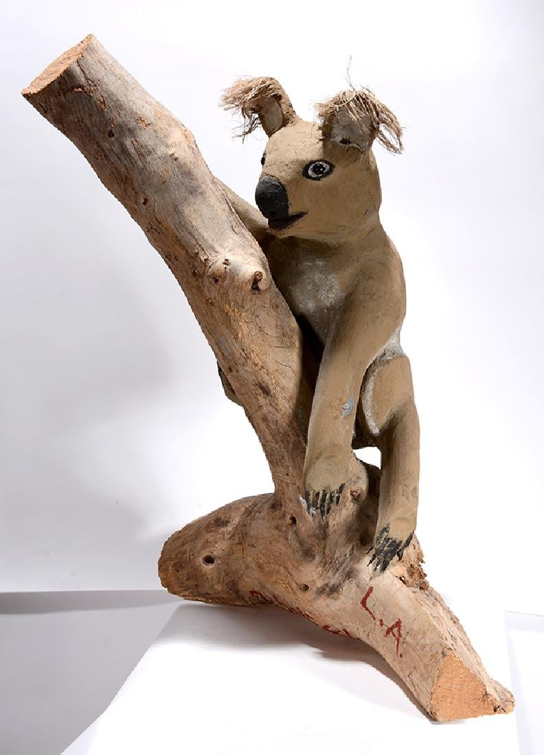 Felipe & Leroy Archuleta. Koala Bear. - 7