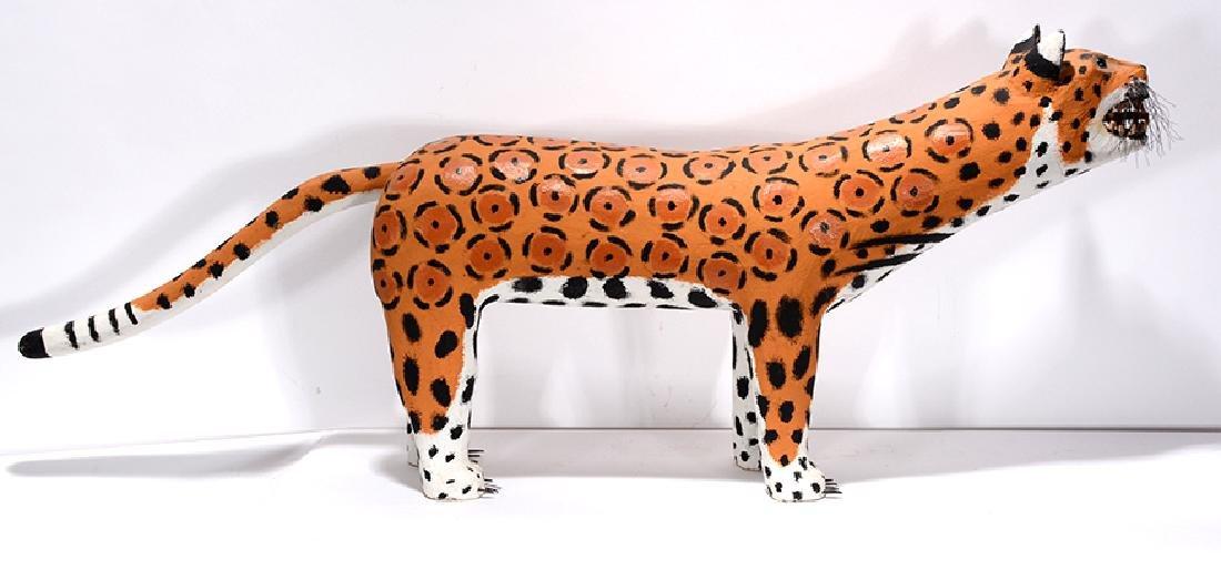 Leroy Archuleta. Spotted Leopard.