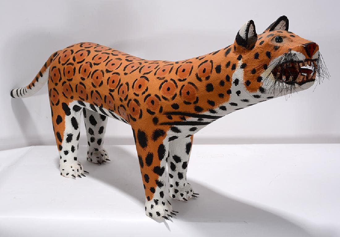 Leroy Archuleta. Spotted Leopard. - 2