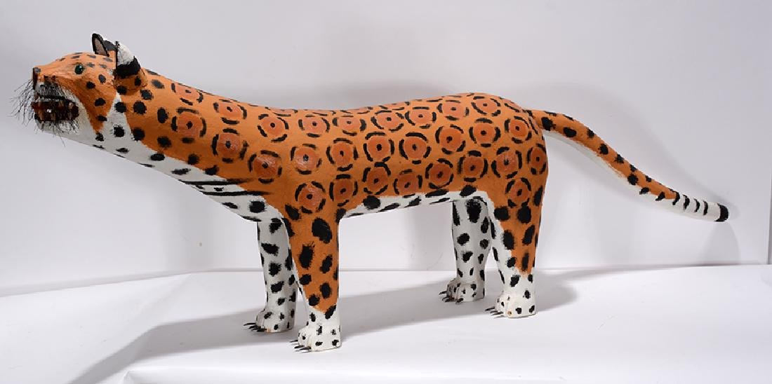 Leroy Archuleta. Spotted Leopard. - 5