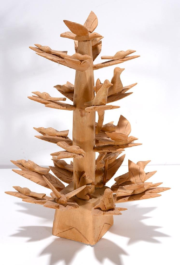 Ricardo Lopez. Tree Of Life. - 4