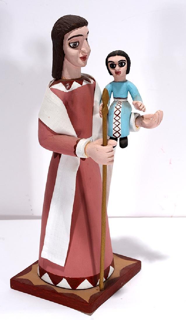 Frank Brito. Our Lady of Carmel. - 2