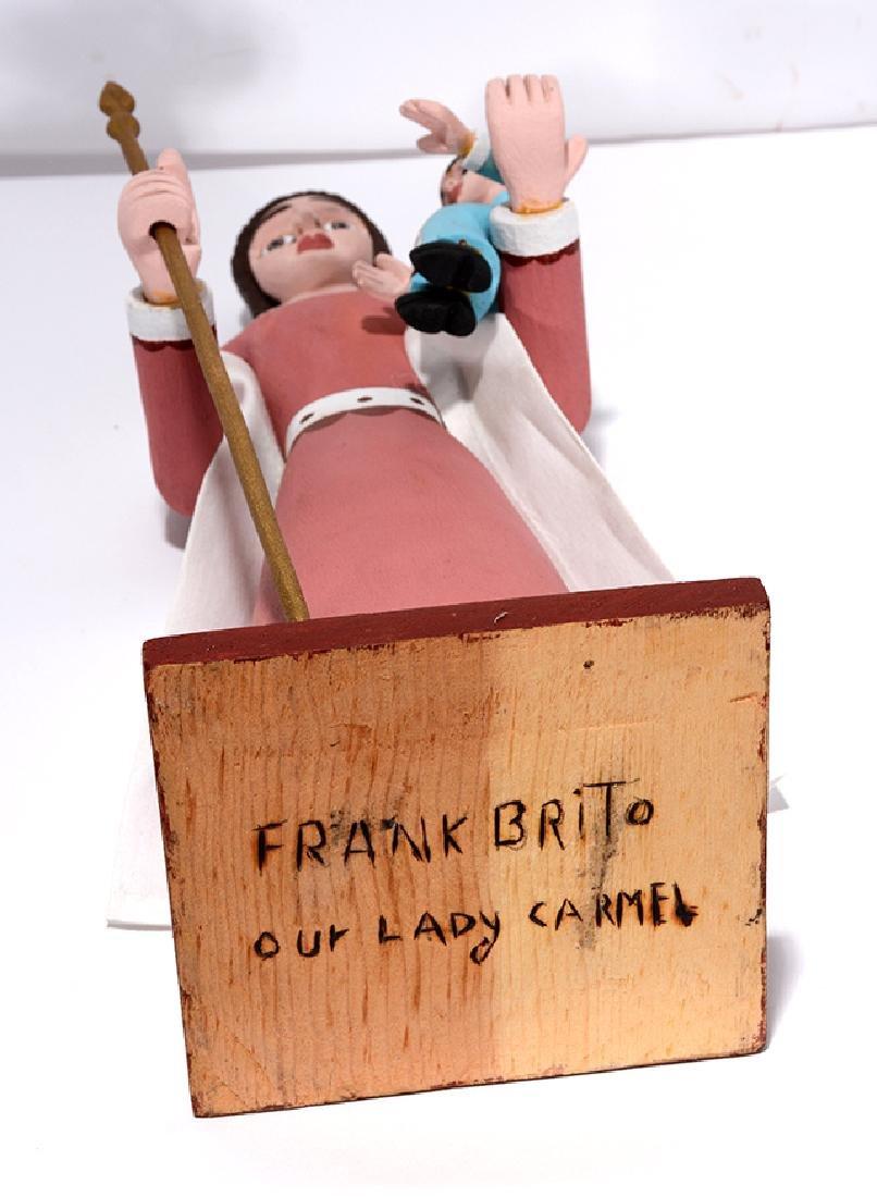 Frank Brito. Our Lady of Carmel. - 3