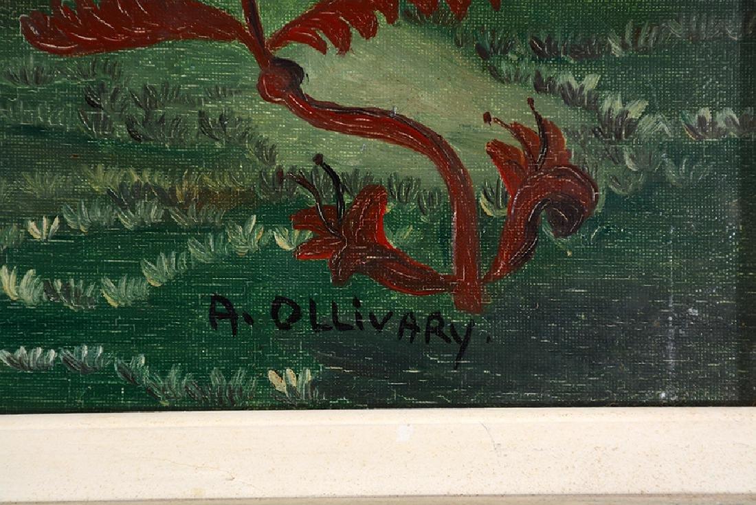 R. Ollivary. Leda & The Swan. - 2