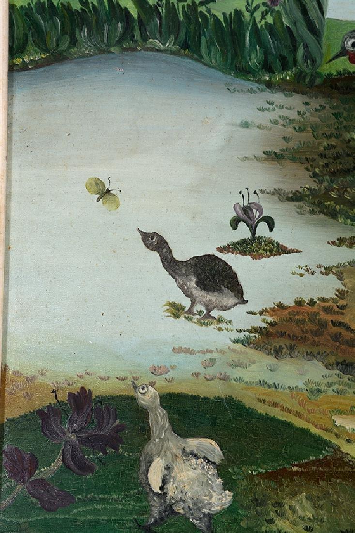 R. Ollivary. Leda & The Swan. - 5