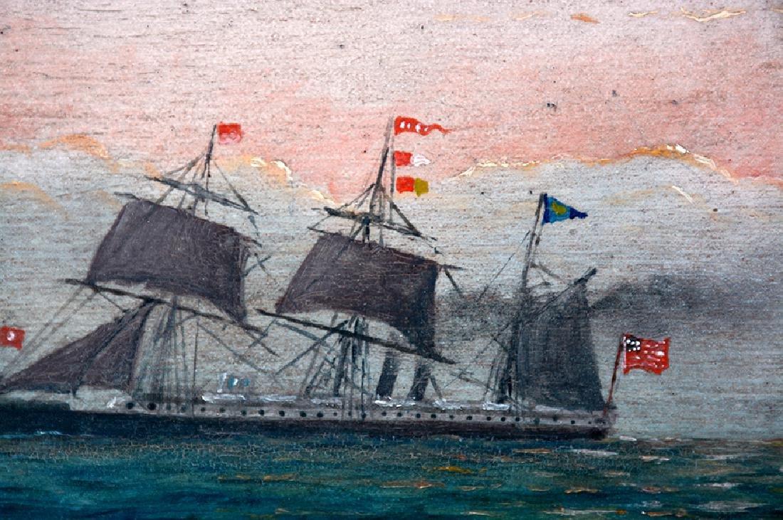 L. Larson. Viking Ship. - 5