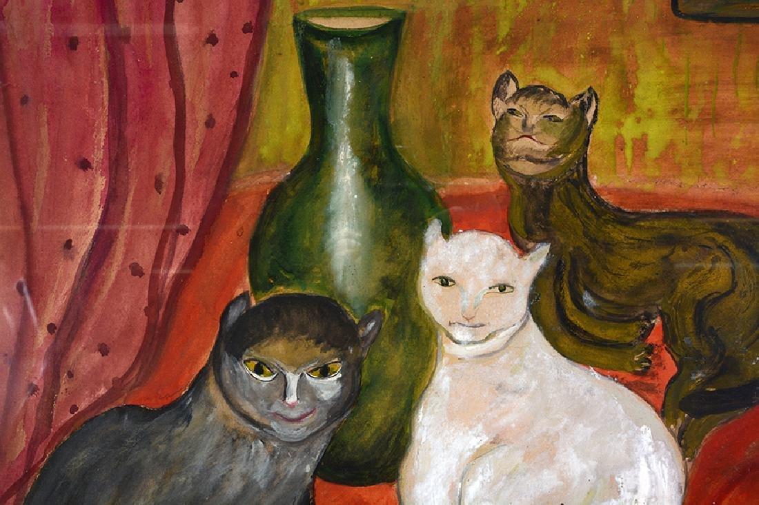 Rifka Angel. Cats. - 4