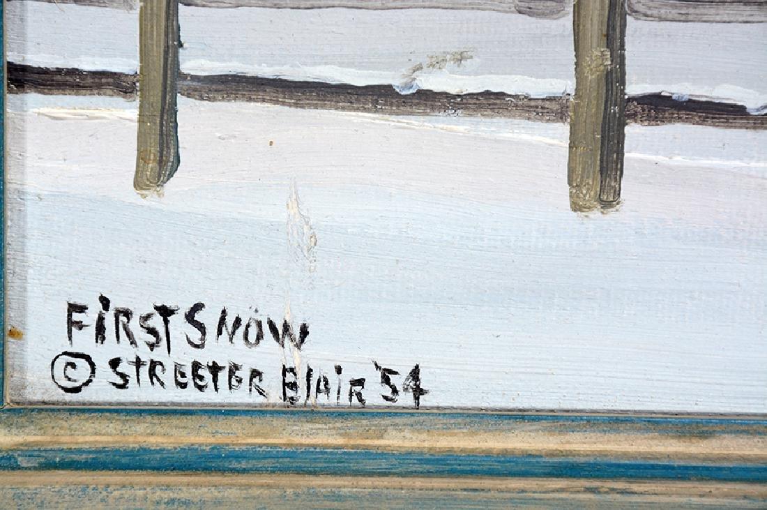 Streeter Blair. First Snow. - 3