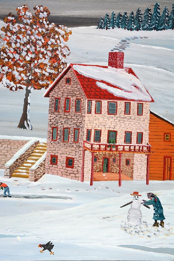 Streeter Blair. First Snow. - 6
