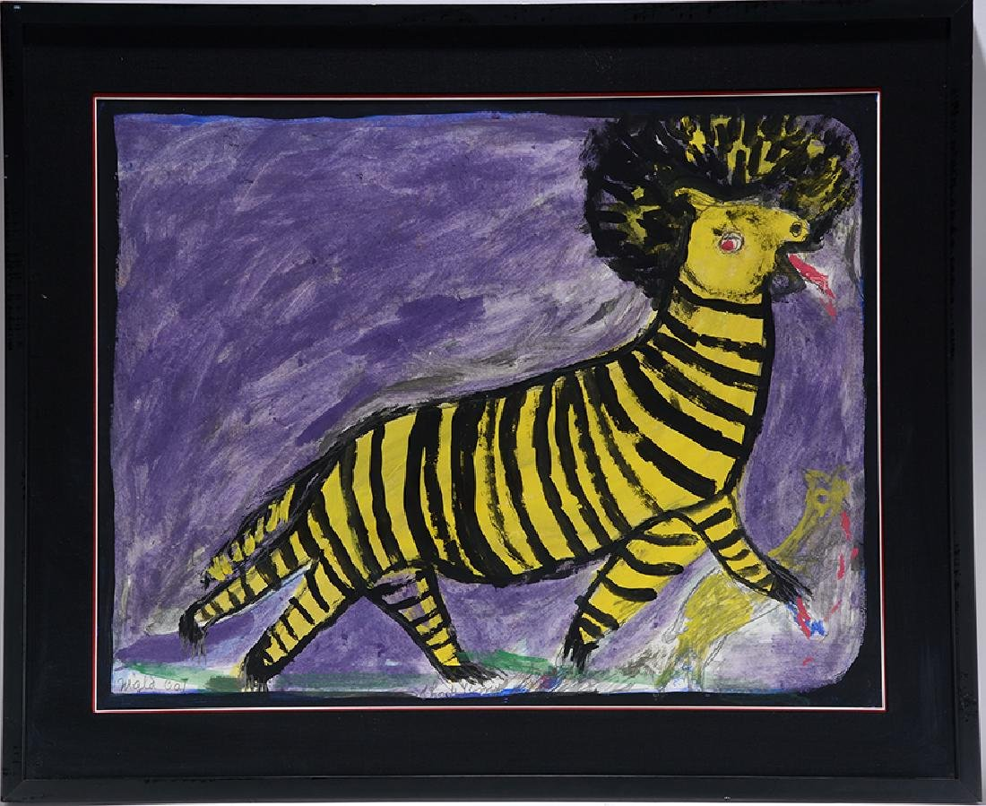Charlie Kinney. Wald Cat (sic).