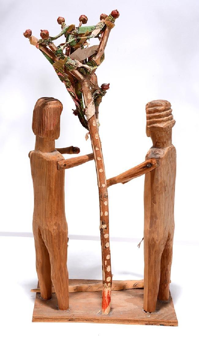 Carl McKenzie. Adam & Eve w Serpent. - 3