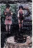 Malcolm McKesson Two Women