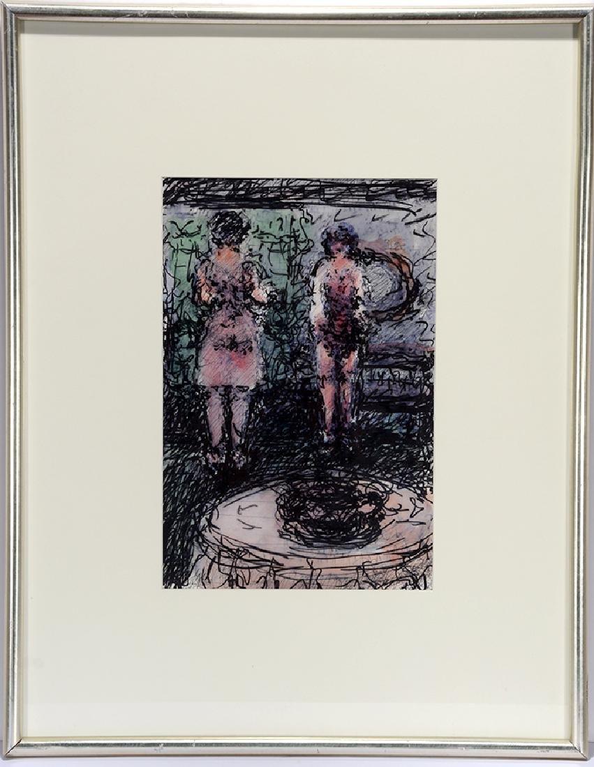 Malcolm McKesson. Two Women. - 2