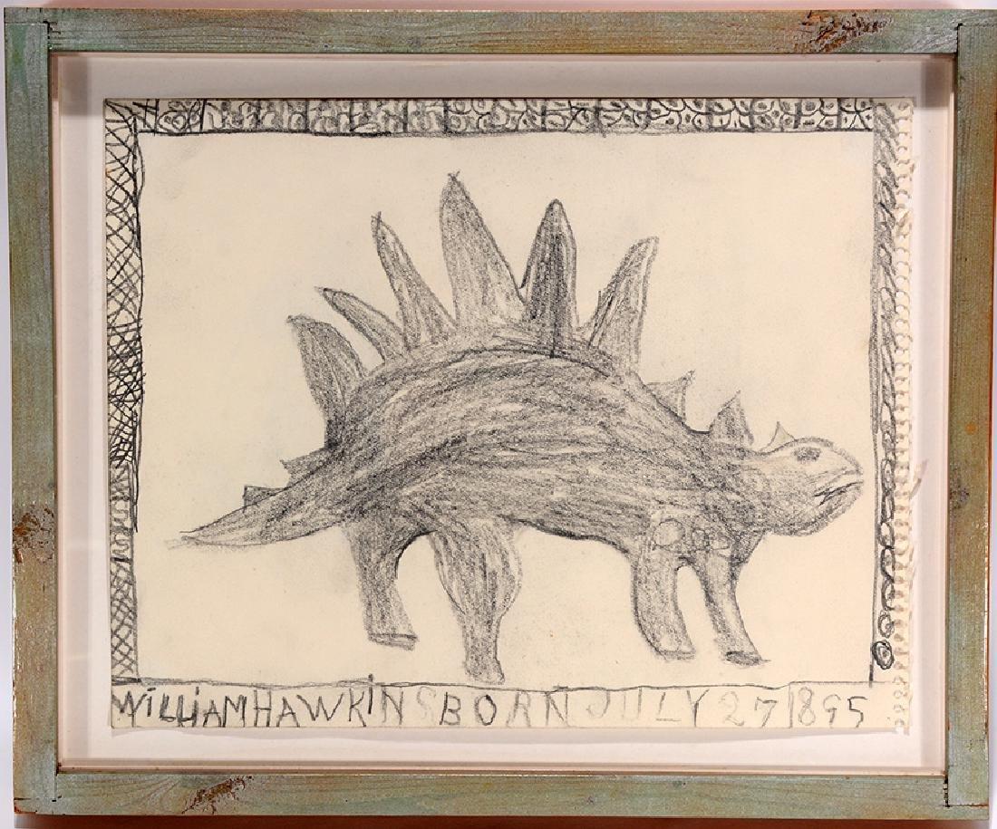 William Hawkins. Stegosaurus.