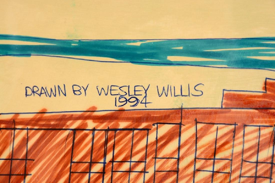 Wesley Willis. Comisky Par. - 2