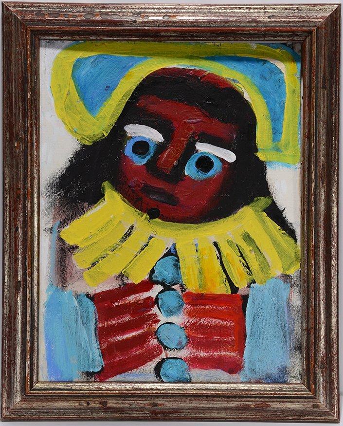 Eddy Mumma. Boy With Yellow Collar. - 2