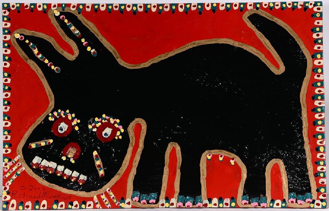 Richard Burnside. Black Cat.