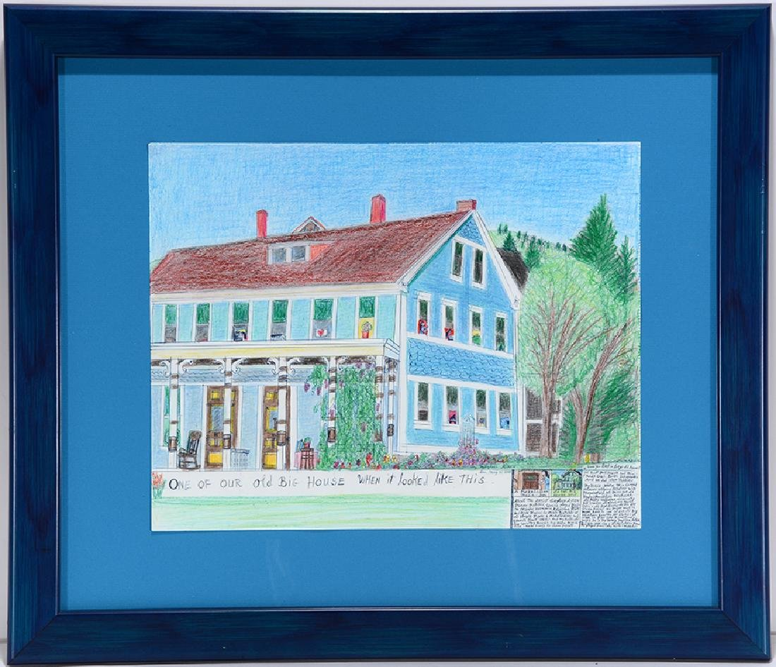 Gayleen Aiken. One Of Our Old Big House.