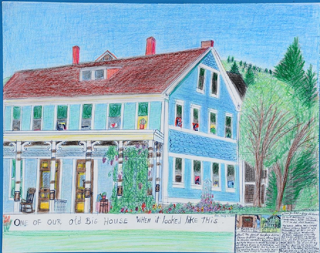 Gayleen Aiken. One Of Our Old Big House. - 2