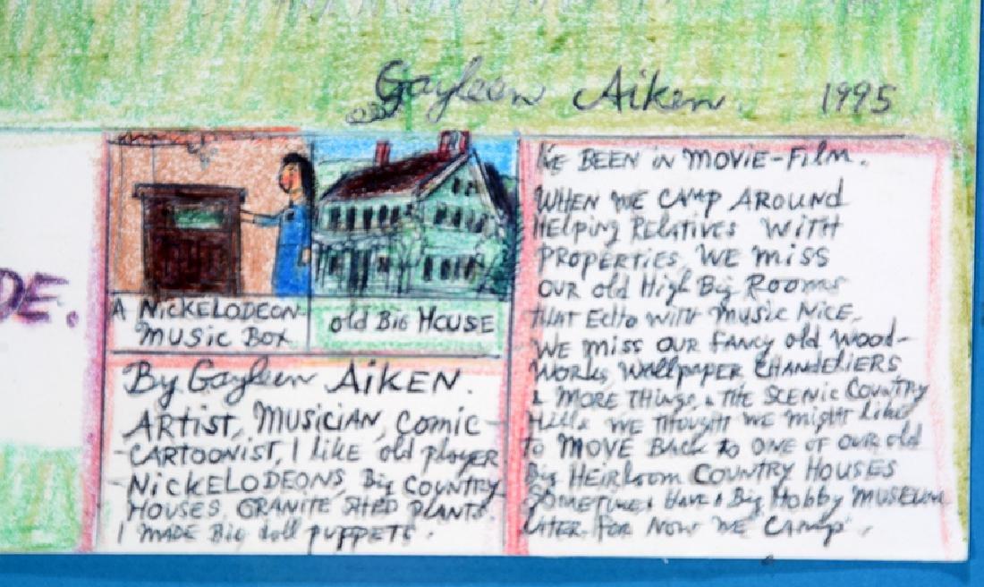 Gayleen Aiken. Willey Meadow Granite Plant. - 3
