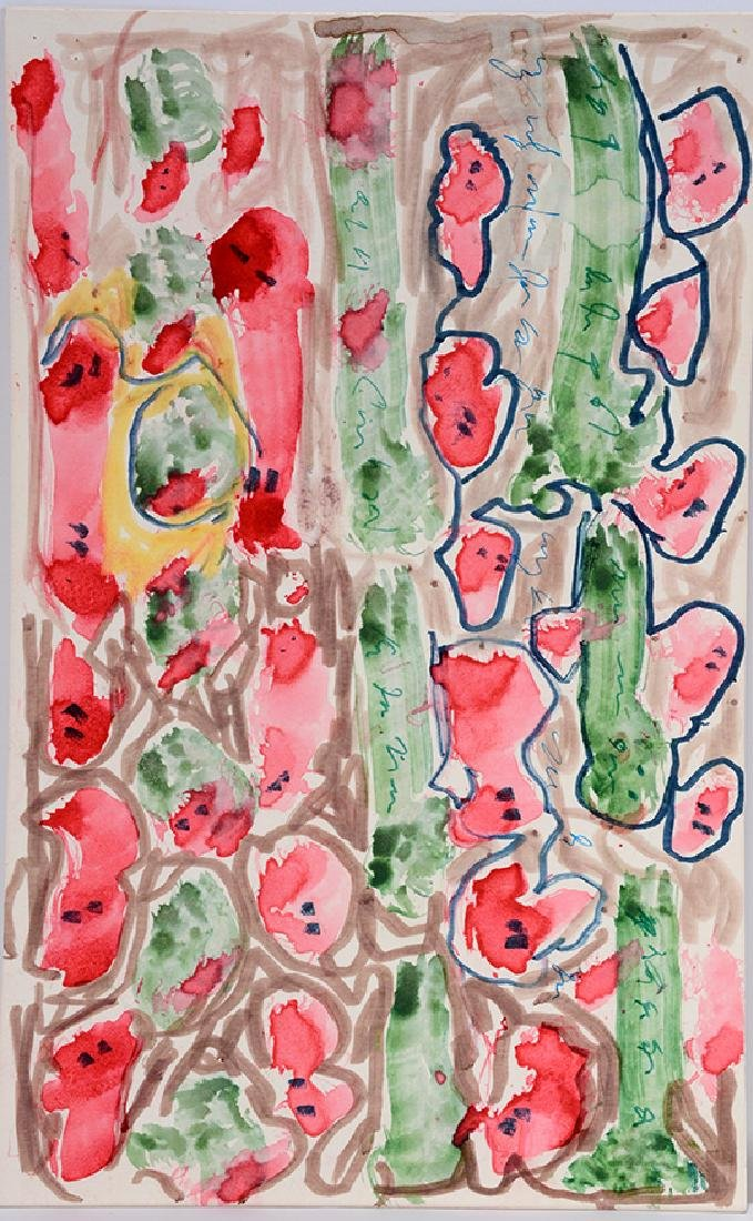 J.B. Murry. Pink & Green Spirits.