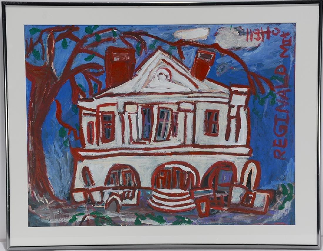 Reginald Mitchell. New Orleans House.